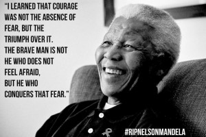 mandela and fear